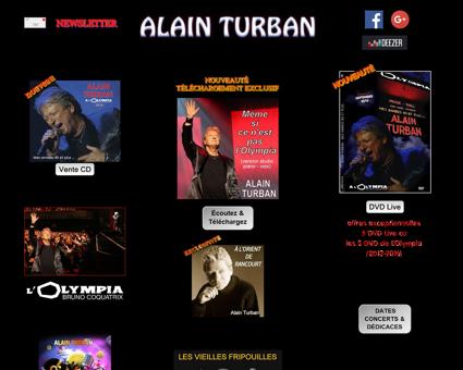 alainturban.com Alain