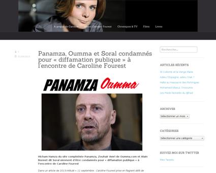 Panamza oumma et soral condamnes pour di Alain
