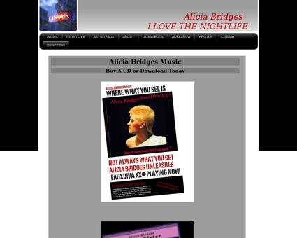 aliciabridges.com Alicia