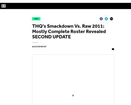 455882 thqs smackdown vs raw 2011 mostly Alicia