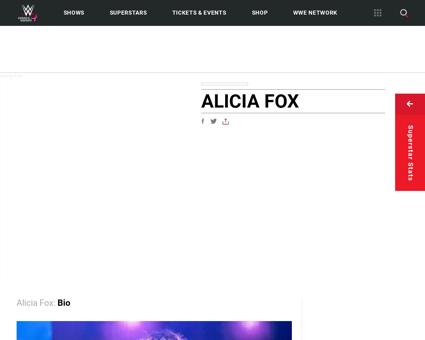 Alicia fox Alicia