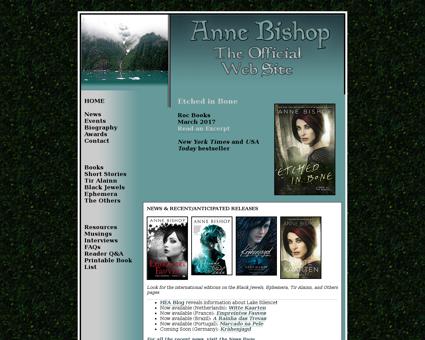 annebishop.com Anne