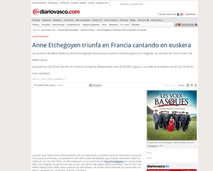 Triunfa francia cantando euskera 2014011 Anne