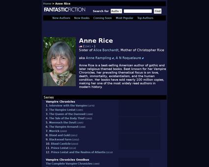 annerice.com Anne