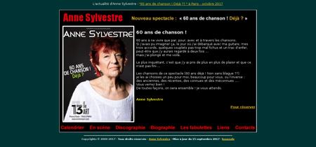 annesylvestre.com Anne