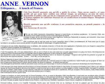 VernonAnne Anne
