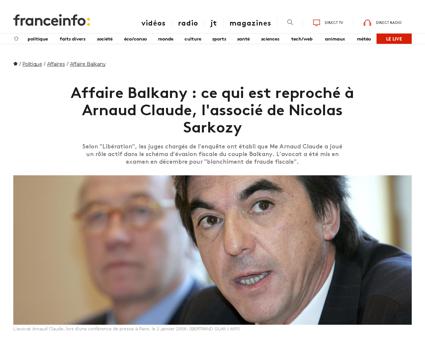 Arnaud CLAUDE