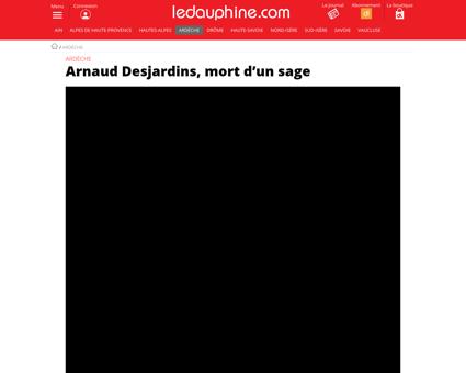 Arnaud desjardins.fr Arnaud