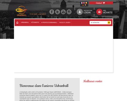 urbanball.com Arnaud