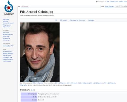 File:Arnaud Gidoin.jpg Arnaud