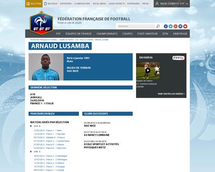 Football.joueurs.arnaud.lusamba.239257.f Arnaud