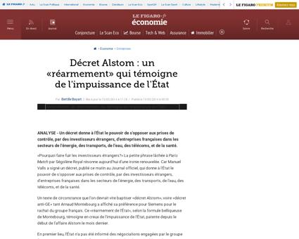 20005 20140515ARTFIG00079 decret alstom  Arnaud