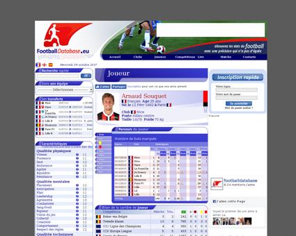 Football.joueurs.arnaud.souquet.51389.fr Arnaud