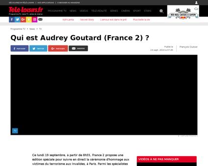 Audrey GOUTARD