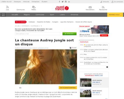 Audrey JOUGLA