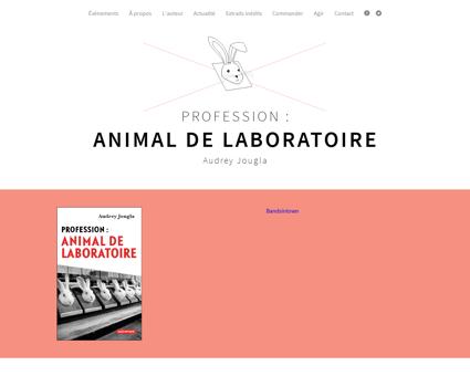animaldelaboratoire.com Audrey