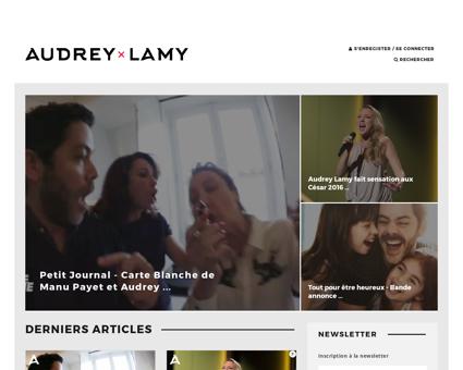 audreylamy.com Audrey