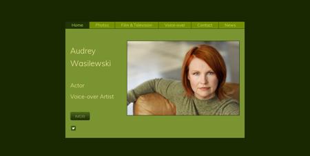 audreywasilewski.com Audrey