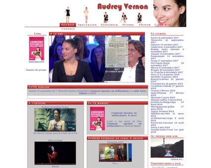 Audreyvernon.com Audrey