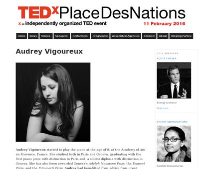 meridamusicfestival.com Audrey