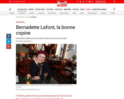 Bernadette Lafont la bonne copine 523424 Bernadette
