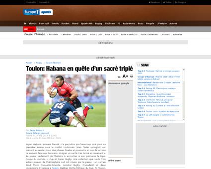 Toulon habana en quete d un sacre triple Bryan