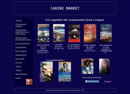 carinemarret.fr Carine