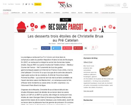 Christelle BRUA