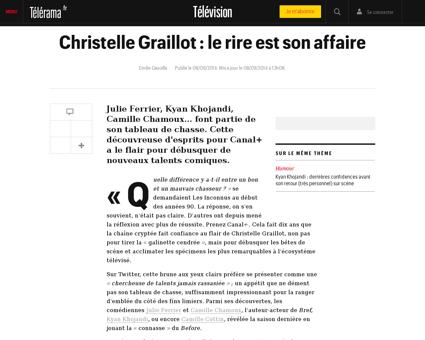 Christelle GRAILLOT