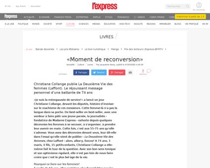 Christiane COLLANGE