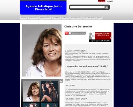 9346 christine delaroche Christine