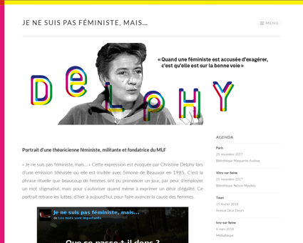 Jenesuispasfeministemais.wordpress.com Christine
