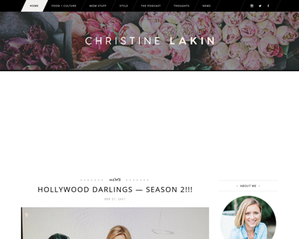 christine lakin.com Christine