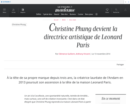 Christine PHUNG
