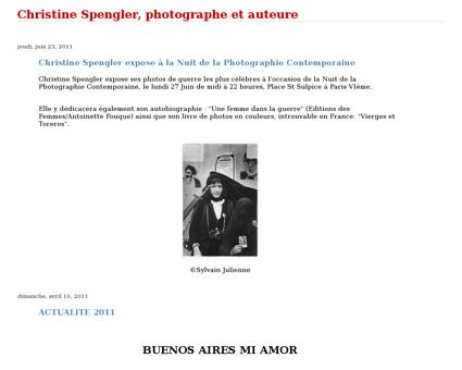 Christinespengler.blogspot.com Christine