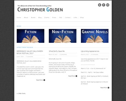 christophergolden.com Christopher