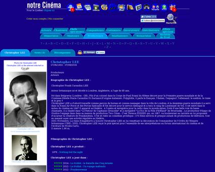 Christopherleeweb.com Christopher