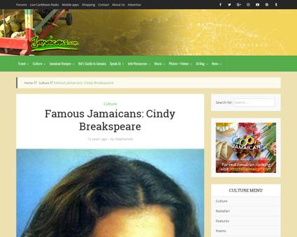 Cindy BREAKSPEARE