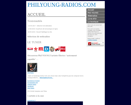 philyoung radios.com Cindy