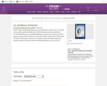 Blog claire chazal tf1.lci.fr Claire