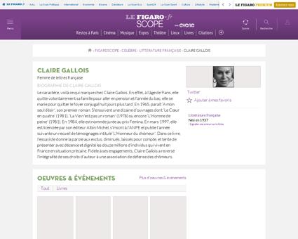Claire gallois 4248 Claire