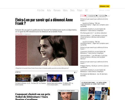 Bibliobs.nouvelobs.com Claude