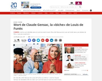 Claude GENSAC