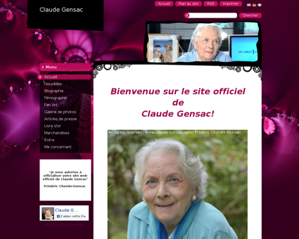 claude gensac.com Claude