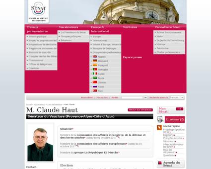 Haut claude95037j Claude
