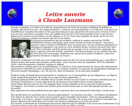 Claude Lanzmann L extreme droite au pouv Claude