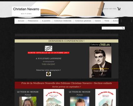 Christian navarro.com Claude