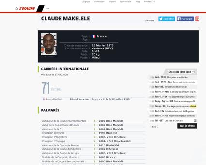 M S lingerie model Noemie Lenoir falls r Claude