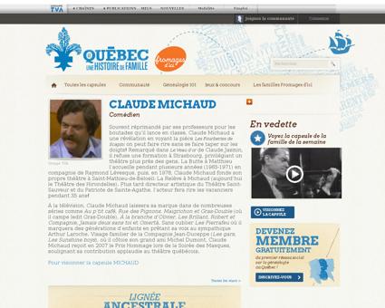 Claude michaud Claude