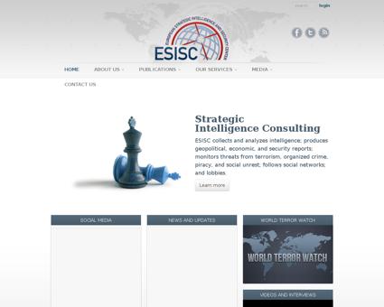 esisc.org Claude